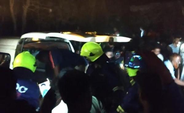 मुंबई में केमिकल फैक्ट्री में धमाका, 8 से ज्यादा लोगों की मौत, कई घायल 12