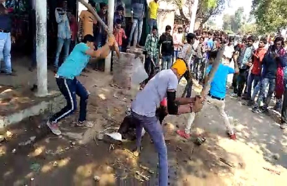 मध्य प्रदेश- झूठी अफवाह के बाद मोब लिंचिंग, भीड़ को उकसाने पर BJP नेता हिरासत में