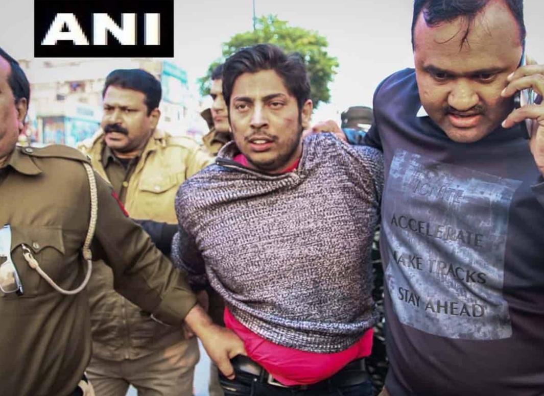 शाहीन बाग में फायरिंग करने वाला आरोपी चिल्ला रहा था 'हिंदू राष्ट्र जिंदाबाद' 12