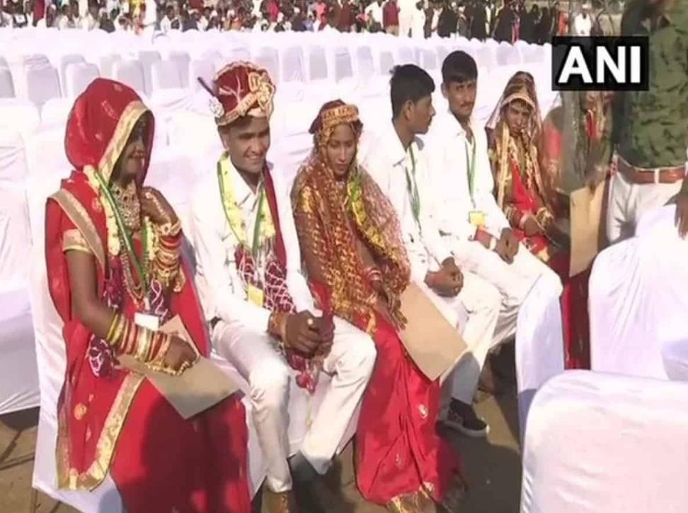 अहमदाबाद में हिन्दू और मुसलमानों के सामूहिक विवाह का आयोजन! 19