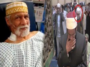 VIDEO: नमाज़ के दौरान मस्जिद में चाकू से हमला, मुअज्जीन घायल! 1