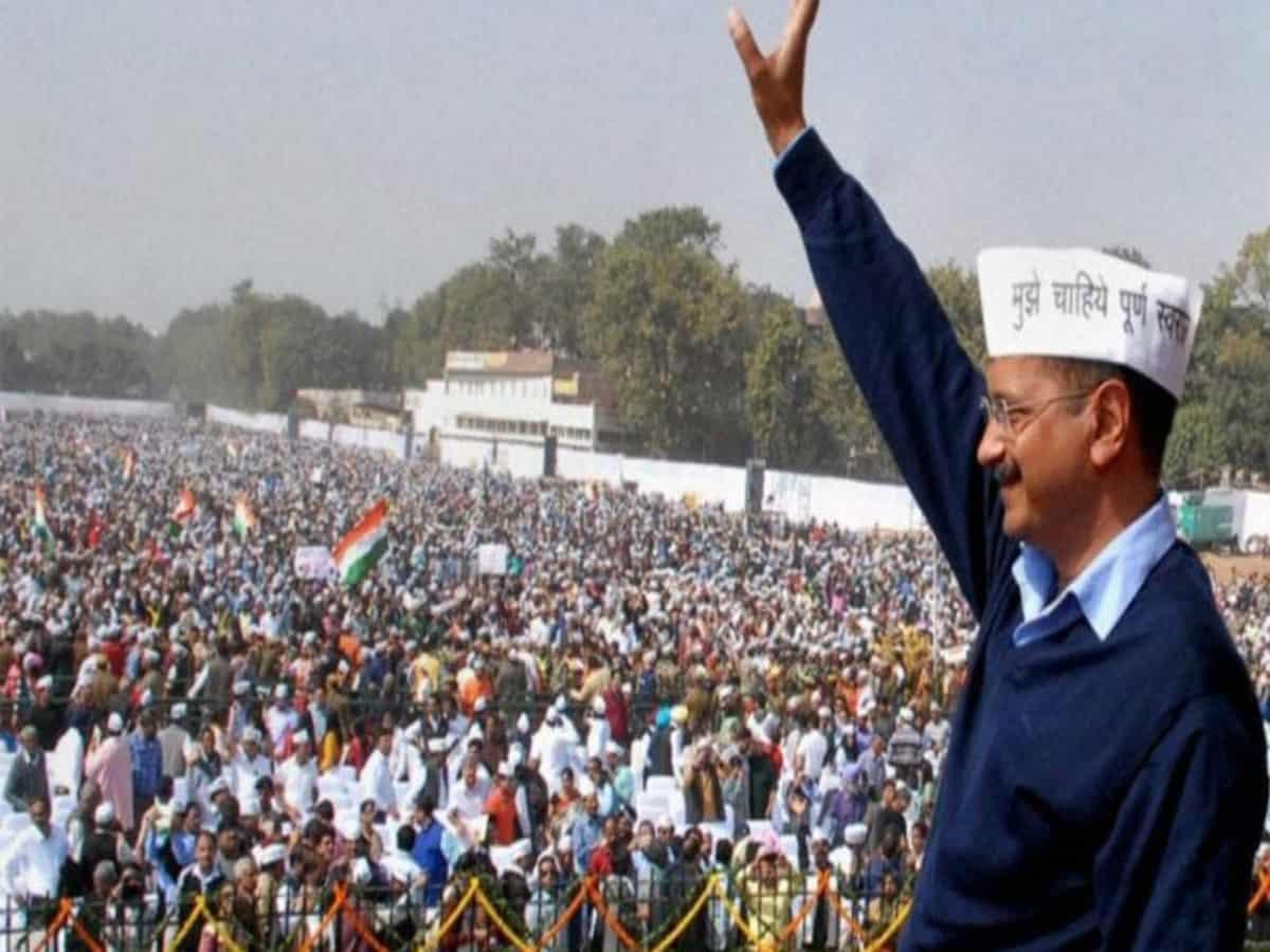 दिल्ली चुनाव: आम आदमी पार्टी के पांचों मुस्लिम उम्मीदवार चुनाव जीते 9