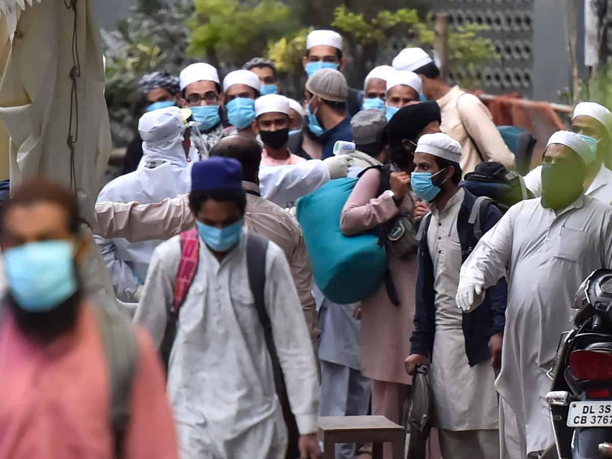 17 विदेशी तबलीगी जमात के सदस्यों को रिहा किया गया! 3