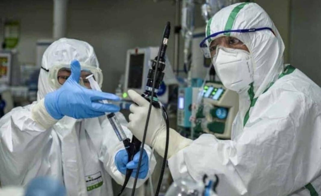 इस राज्य में कोरोना वायरस संक्रमित लोगों की संख्या सबसे ज्यादा! 12