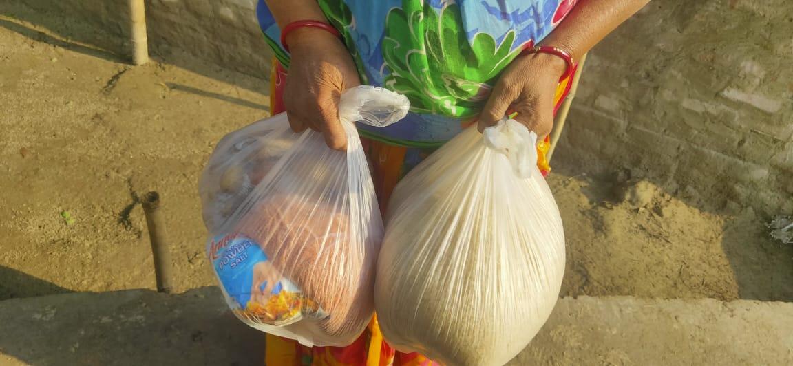 टीएस: कांग्रेस नागरिक ने गरीब और मध्यम वर्ग के लोगों के लिए अस्थायी भोजन कार्ड की मांग की 1