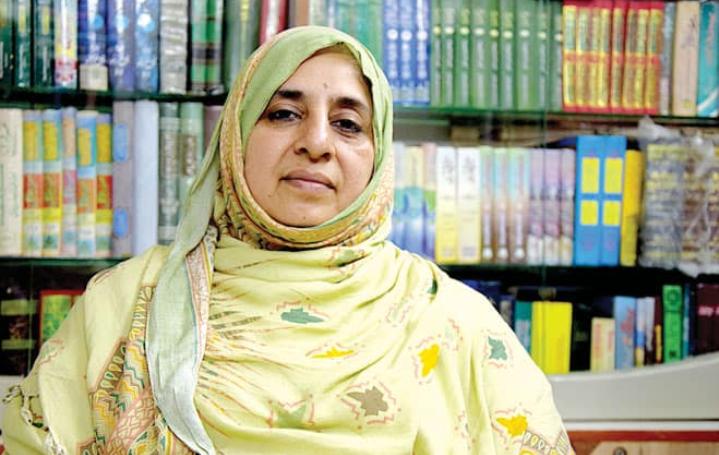 कोरोना वायरस: उज़मा नाहीद ने महिलाओं को इन सुन्नतों पर अमल करने के लिए कहा! 19