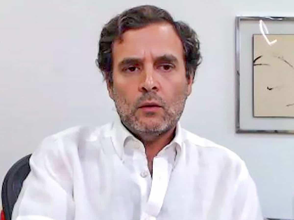 कोरोना की मृत्यु दर सबसे ज्यादा, गुजरात मॉडल का सच उजागर हो गया - राहुल गांधी 14