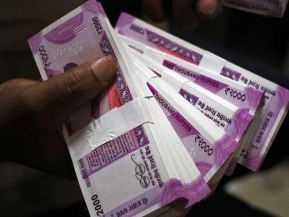 आंध्र में भिखारी के पास से मिले 2 लाख रुपए नकद 5