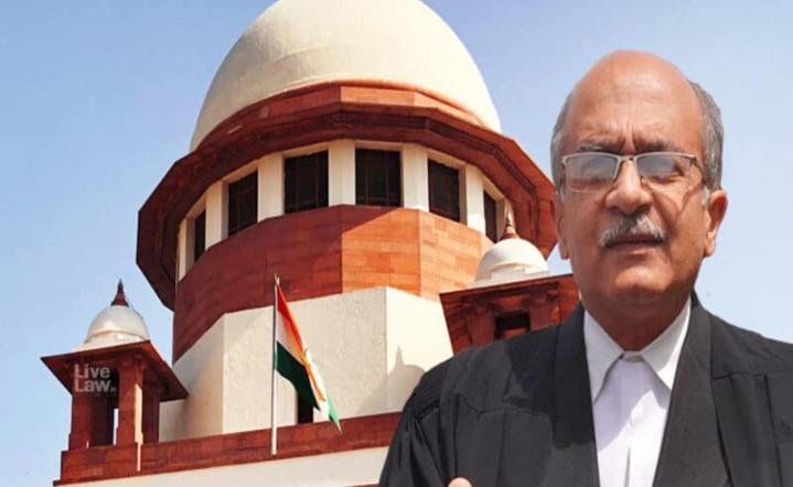 वरिष्ठ वकील प्रशांत भूषण ने अपने खिलाफ़ FIR को सुप्रीम कोर्ट में दी चुनौती!