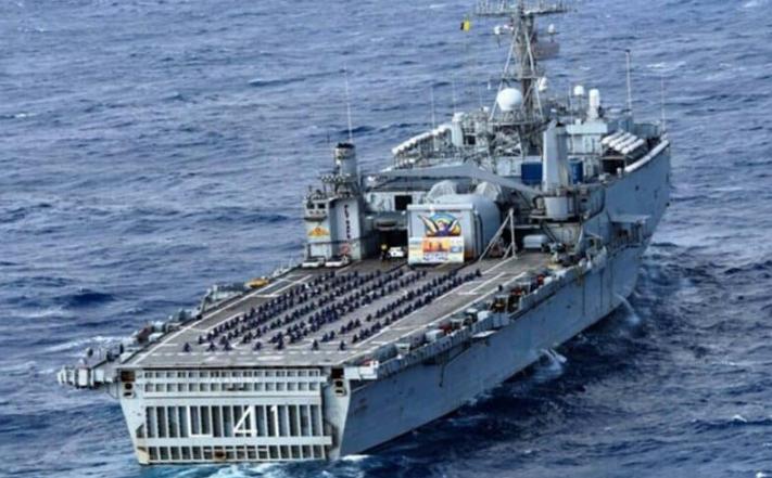 खाड़ी देशों से भारतीयों को वतन लाने के लिए NAVY तैयार!