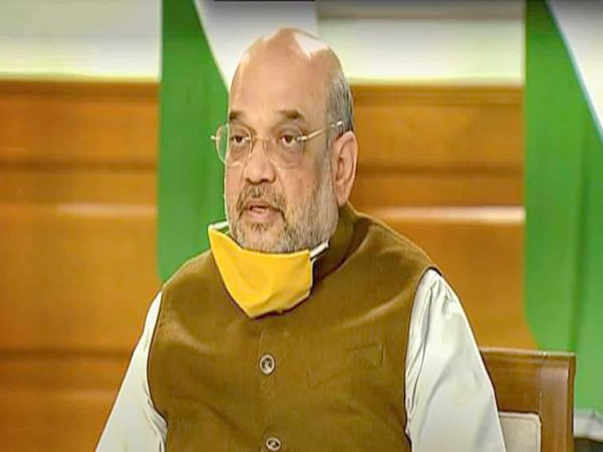 दिल्ली में कोरोना को लेकर आज सभी राजनीतिक दलों के साथ चर्चा करेंगे गृह मंत्री अमित शाह 16