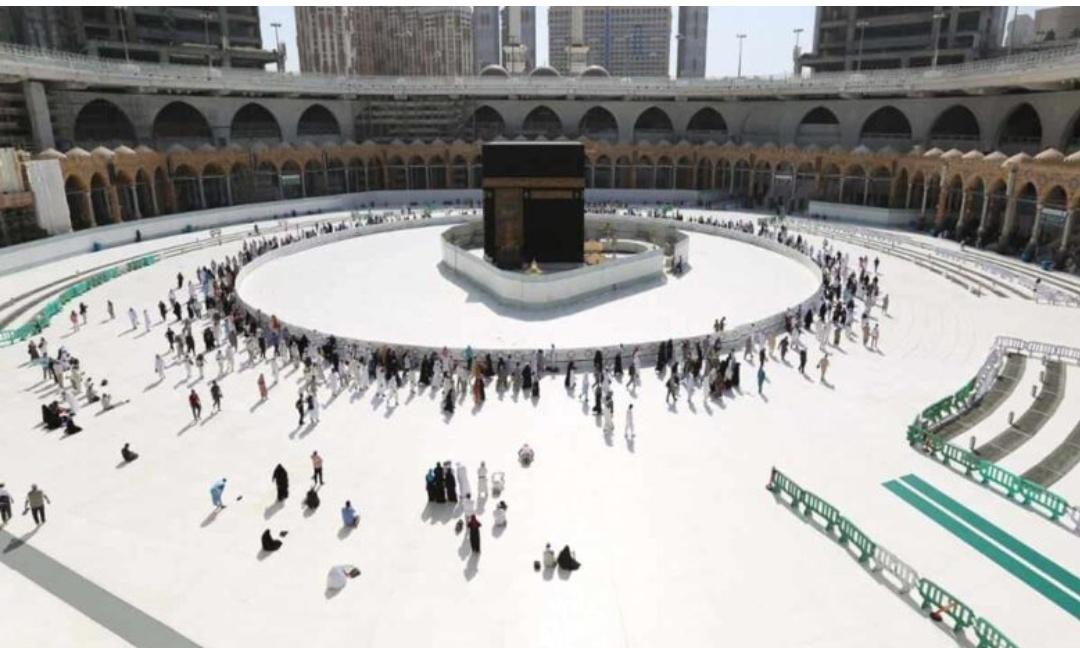 सऊदी अरब ने हज यात्रा के लिए नये दिशा निर्देश जारी किया! 28