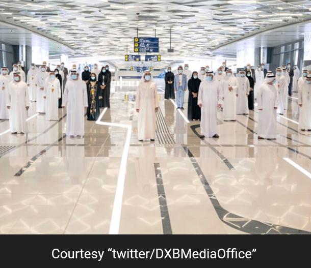 दुबई मेट्रो रूट 2020 का उद्घाटन: जानिए, इसके बारे में सब कुछ! 1