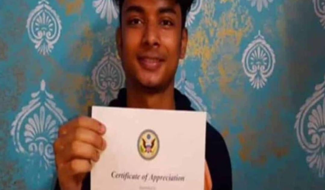 यूपी: मोहम्मद शादाब ने यूएस हाई स्कूल में किया टॉप! 15