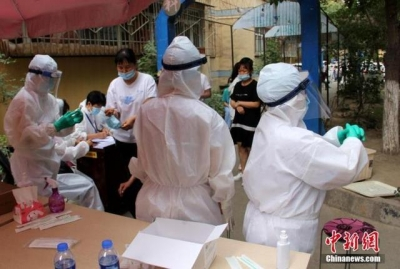 चीन में कोरोना के 127 नए मामले