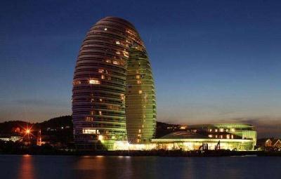 चीन में पांच-सितारा होटलों की संख्या 845