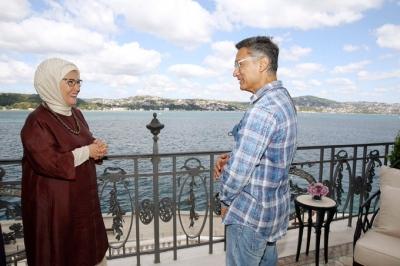 आमिर खान की तुर्की के राष्ट्रपति की पत्नी से मुलाकात पर विहिप ने उठाए सवाल
