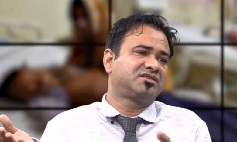 जेल से बाहर आने के बाद डॉक्टर कफ़ील खान ने नौकरी बहाल करने की मांग की! 10