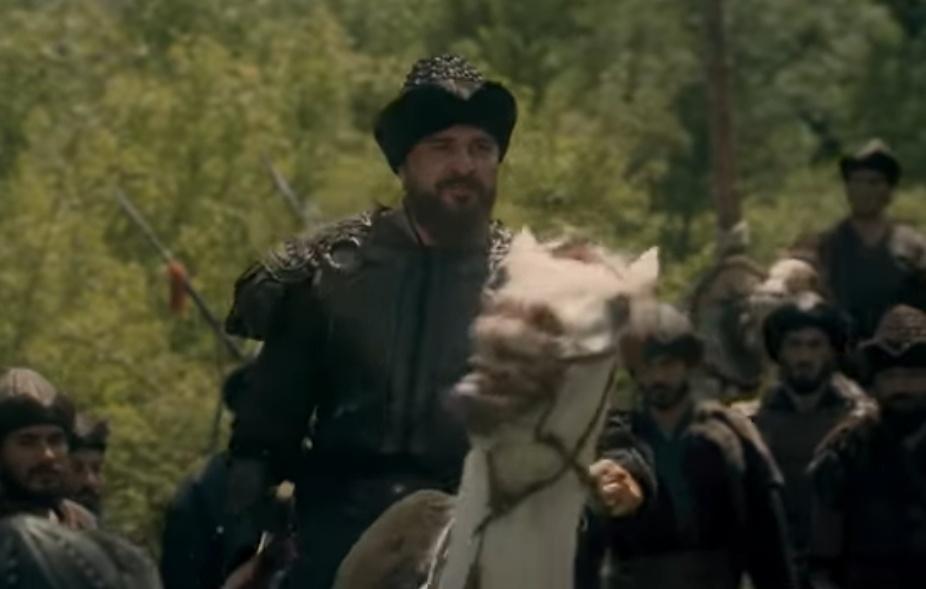 VIDEO: जब एर्टुगरुल और सुलेमान शाह की फौज़ ने शलीबीयोंं के किले पर फ़तह हासिल किया 15