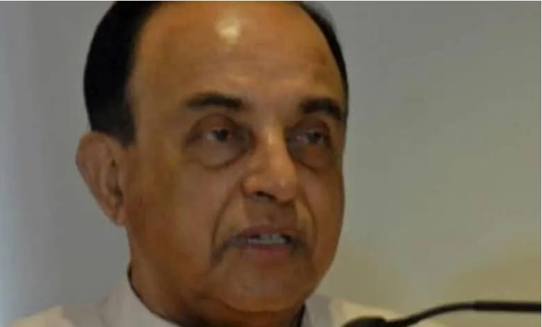 सुब्रमण्यन स्वामी बोले : भाजपा भारत को हिंदू राष्ट्र नहीं बना रही 10