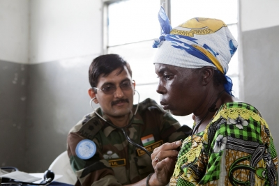 भारत कोरोना से निपटने के प्रयासों के लिए यूएन मिशन भेज रहा 2 टीमें