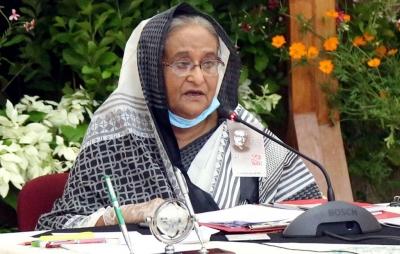 हसीना ने 1971 मुक्ति संग्राम में भारत के योगदान को याद किया