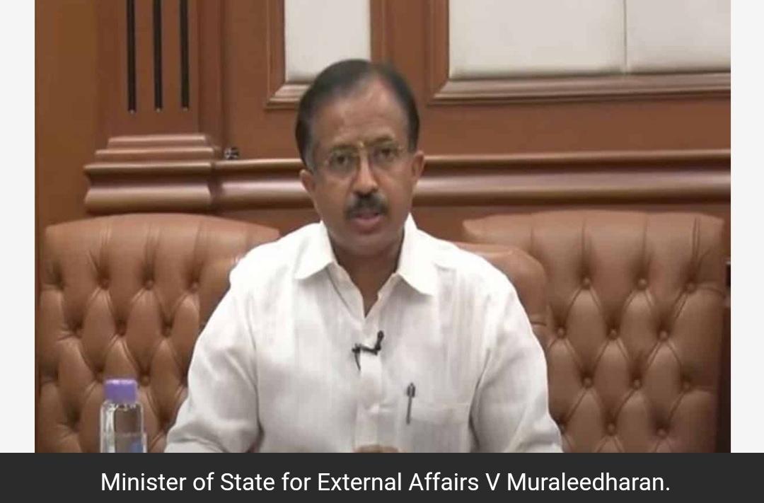 भारत- पाकिस्तान के रिश्तों पर विदेश राज्यमंत्री ने दिया बड़ा बयान! 11