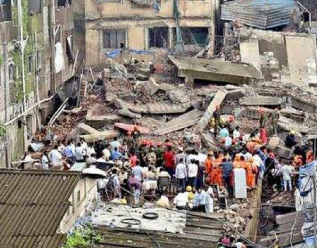 भिवंडी बिल्डिंग हादसे में अब तक 41 लोगों की हो चुकी है मौत! 9
