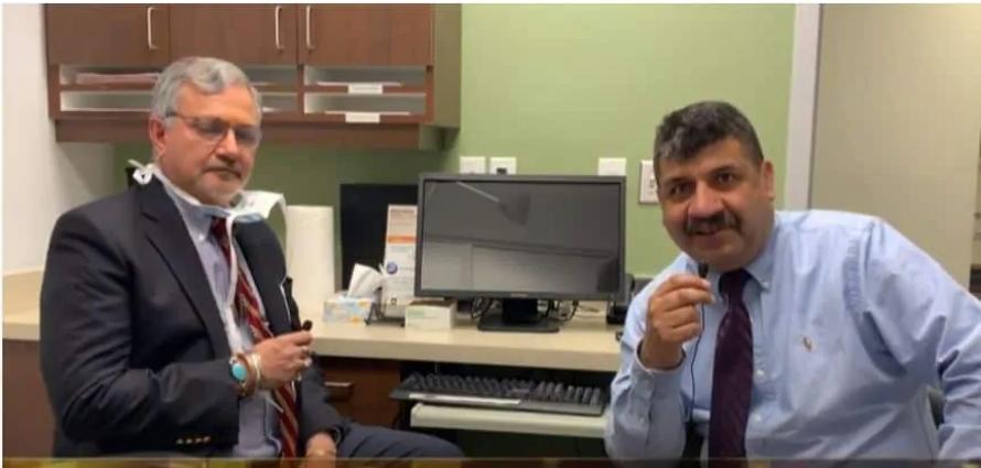 हिंदू डॉक्टर अपने मरीजों को ठीक करने के लिए दवा के साथ-साथ सुनाते हैं कुरान की आयत ! 9