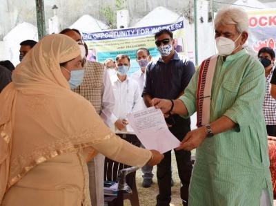 कश्मीर में लोगों पर पाकिस्तान के झूठे प्रचार का असर नहीं : श्रीनगर सैन्य प्रमुख