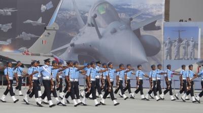 भारतीय वायु सेना दिवस : राष्ट्रपति, प्रधानमंत्री ने की वीरों की सराहना