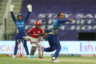 आईपीएल-13 : नहीं चला राहुल, मंयक का बल्ला, पंजाब को मिली हार (राउंडअप)