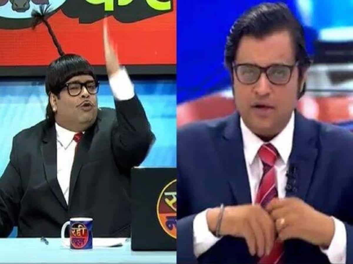 'द कपिल शर्मा शो' में अर्नब गोस्वामी की नकल करने वाले कॉमेडियन कीकू शारदा ने तोड़ी चुप्पी, कही ये बात ! 13