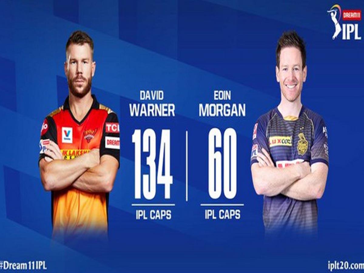 IPL- हैदराबाद ने टॉस जीतकर कोलकाता नाइट राइडर्स को बल्लेबाजी करने के लिए आमंत्रित किया 7