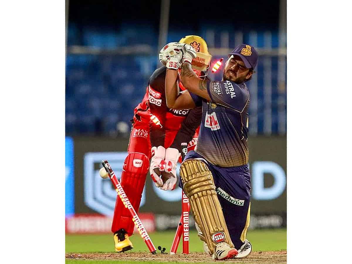 आईपीएल : RCB ने KKR के खिलाफ सबसे बड़ी जीत दर्ज की, 82 रन से हराया 15