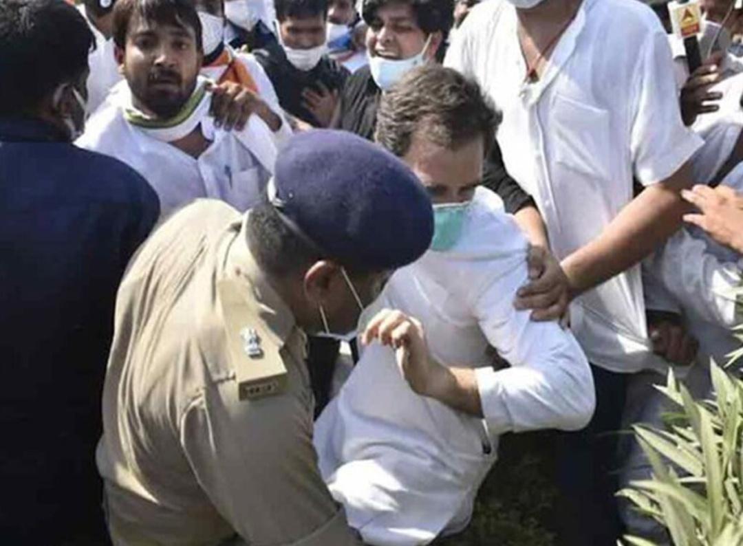 राहुल गांधी के साथ यूपी पुलिस के बर्ताव पर संजय राउत का बड़ा बयान! 13