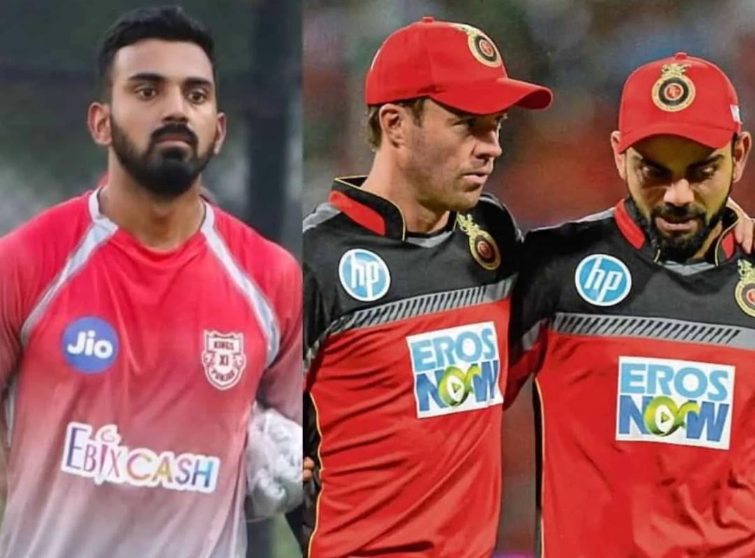 IPL: केएल राहुल ने विराट कोहली और डिविलियर्स पर अगले साल के लिए बैन करने की मांग की! 13