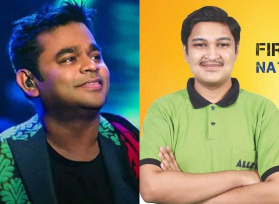 मशहूर संगीतकार ए आर रहमान ने NEET 2020 टॉपर शोएब की प्रशंसा की! 14