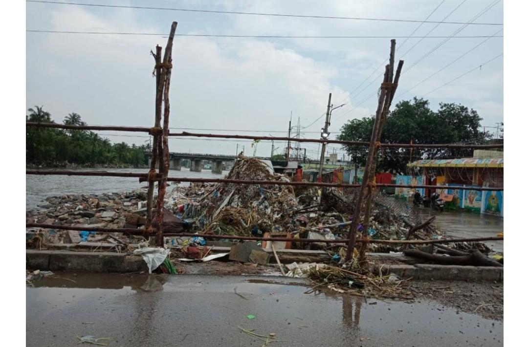 मुसी नदी बाढ़ ने तेलंगाना की तस्वीर बदल कर रख दिया है! 1