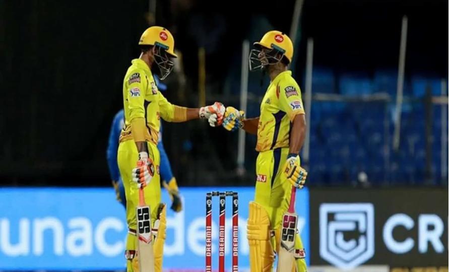 चेन्नई सुपर किंग्स ने दिल्ली कैपिटल्स को दी 180 रन की चुनौती 9