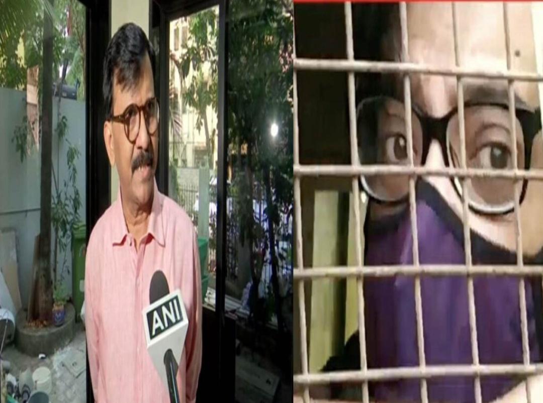 अर्नब गोस्वामी की गिरफ्तारी पर शिवसेना नेता संजय राउत ने दिया बड़ा बयान! 6