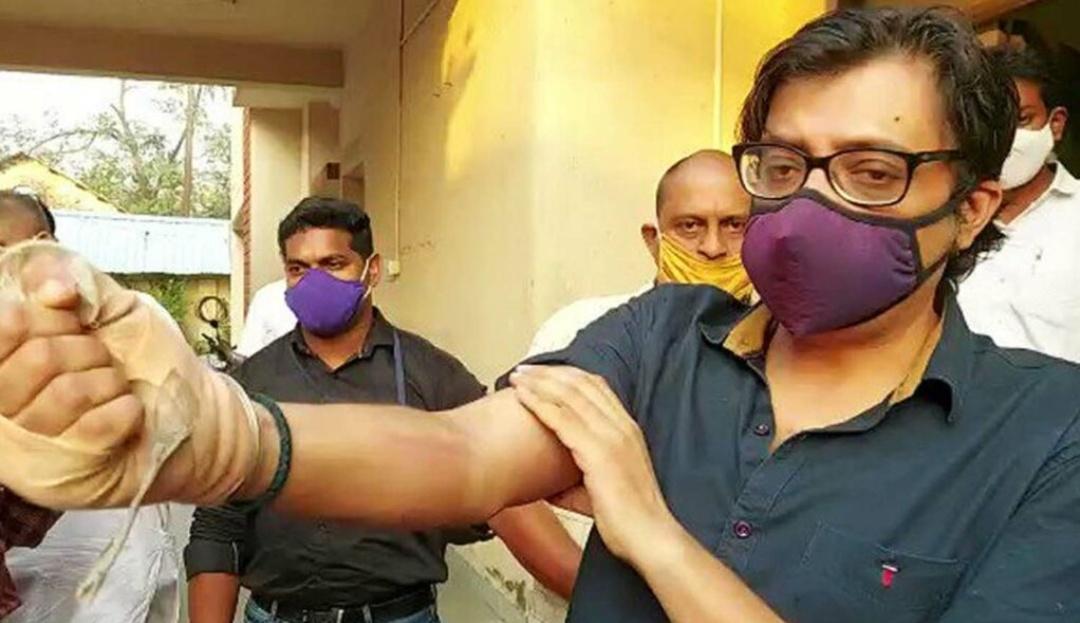 18 नवंबर तक के लिए न्यायिक हिरासत में भेजे गए अर्नब गोस्वामी! 2