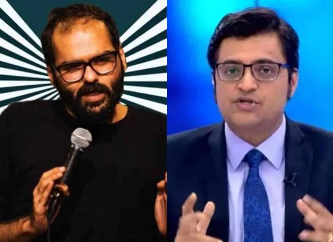 कुणाल कामरा ने अरनब गोस्वामी की गिरफ्तारी के बाद उत्साहित वाले वीडियो शेयर किया 14