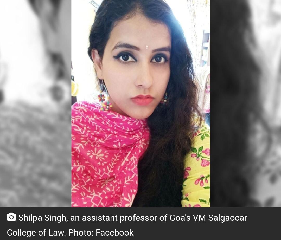 गोवा की महिला प्रोफेसर ने मंगलसूत्र को लेकर दिया विवादित बयान, केस दर्ज! 7
