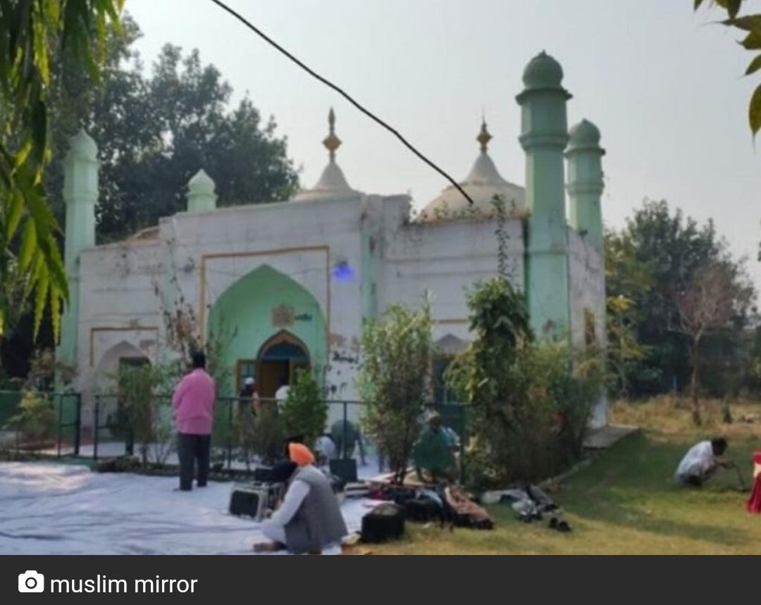 पंजाब: सिख समुदाय की मदद से मुस्लिमों को मिला 550 साल पुरानी मस्जिद! 11