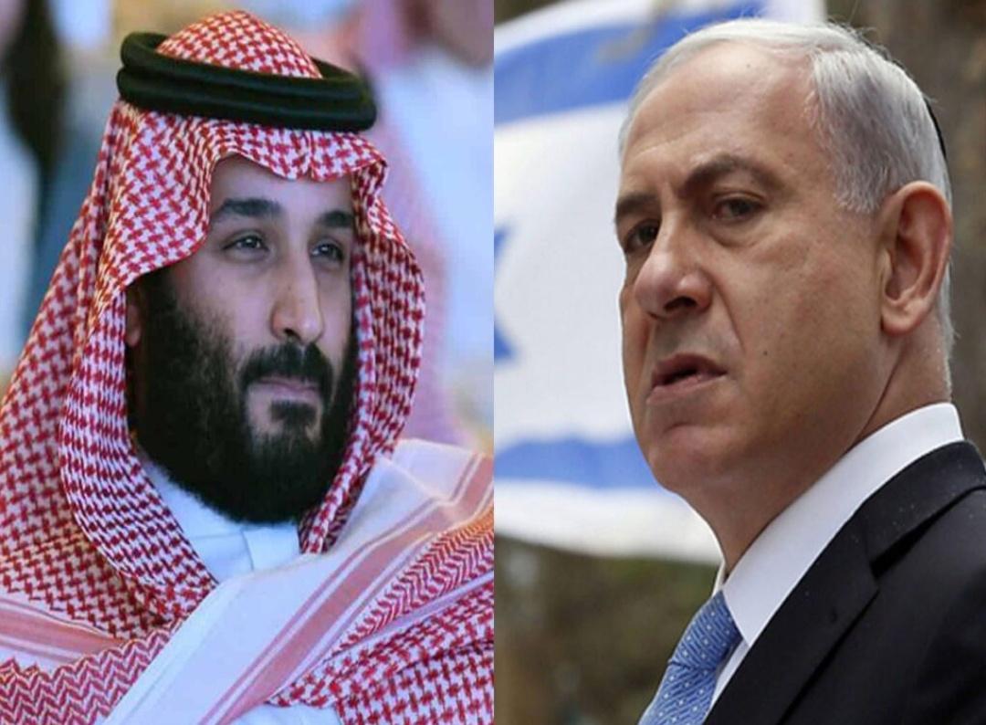 क्या इज़रायल के पीएम बेंजामिन नेतन्याहू ने सऊदी क्राउन प्रिंस सलमान से मुलाकात की? 19