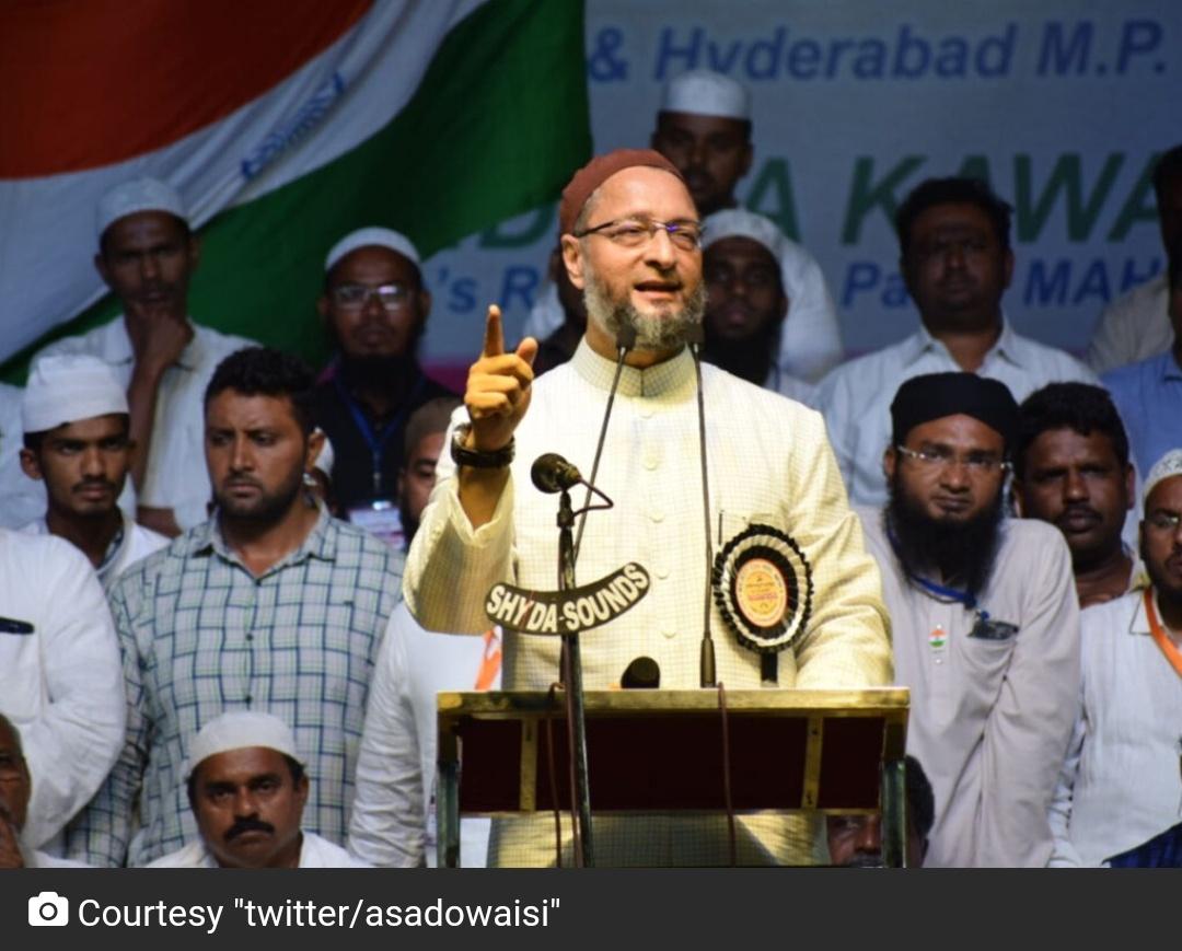 ओवैसी का बीजेपी को चैलेंज: '1000 रोहिंग्या का नाम मतदाता सूची में दिखाए' 15