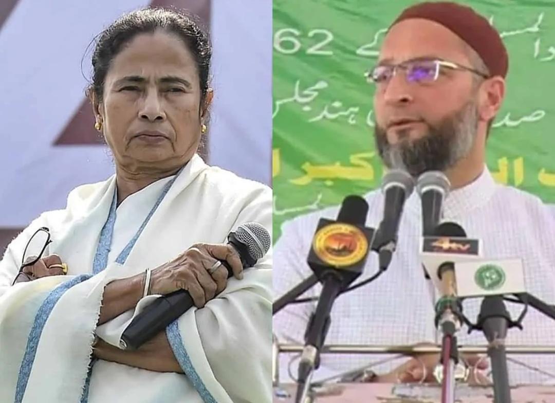 पश्चिम बंगाल में ओवैसी की पार्टी AIMIM 94 सीटों पर चुनाव लड़ सकती है! 7