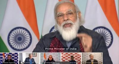 मोदी का उद्योग जगत से आह्वान, रिसर्च पर ध्यान दें और आत्मनिर्भर भारत के लिए निवेश बढ़ाएं