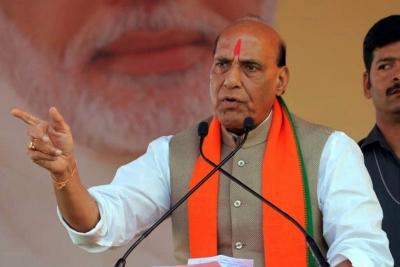 भारत किसी भी आक्रामकता का मुंहतोड़ जवाब देने को तैयार : रक्षा मंत्री